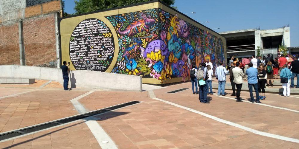 Cerca de 28 mil morelianos se verán beneficiados gracias a la Plaza de la Paz