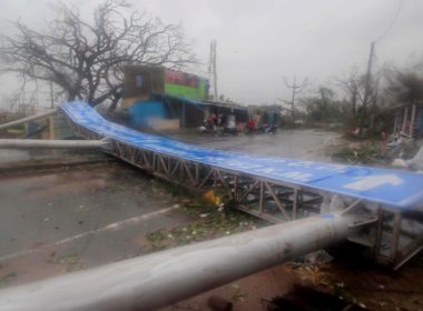 Ciclón Fani deja dos muertos en India