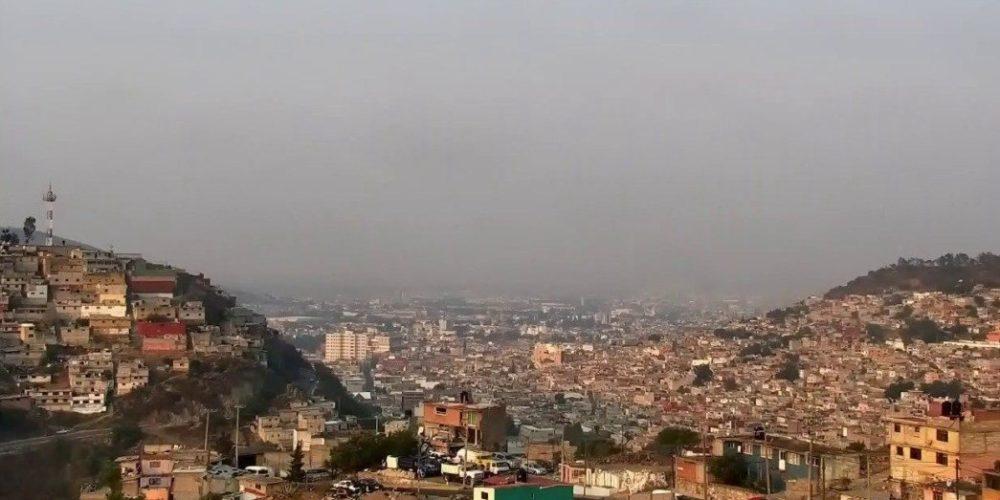 Mantienen contingencia ambiental en Pachuca en fase 1