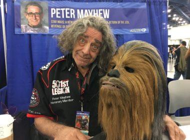 Fallece actor que dio vida a 'Chewbacca'