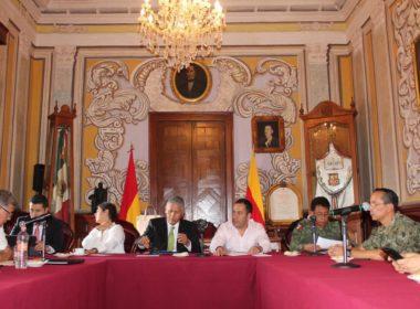 Supervisan avances del Plan Integral de Seguridad en Morelia