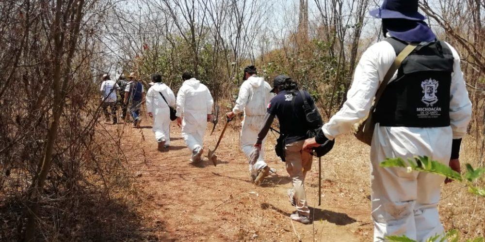 Con hallazgo de 52 restos óseos, concluye búsqueda de desaparecidos en La Costa