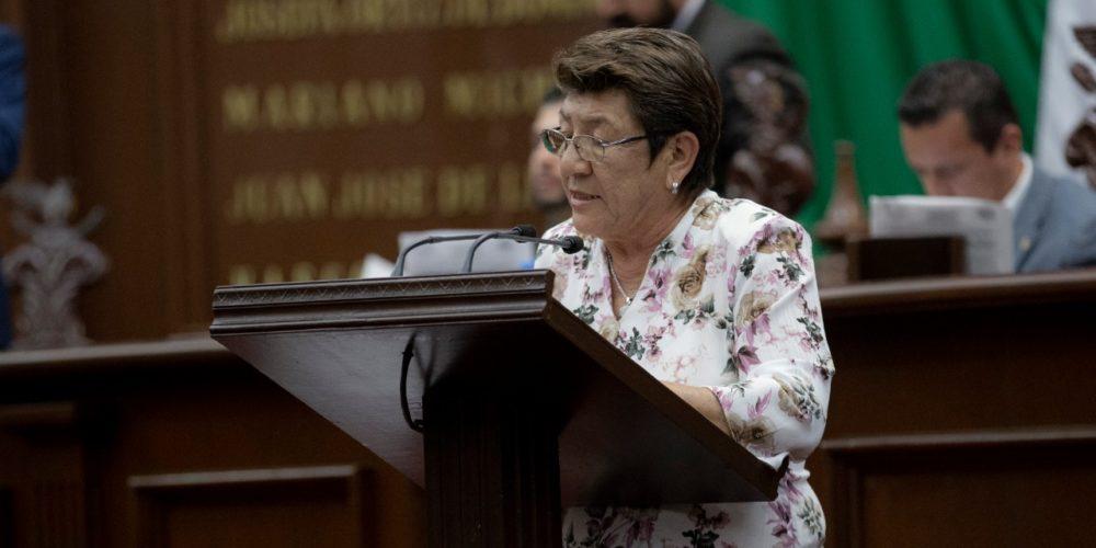 Pide diputada Teresa López desarrollo integral para Lázaro Cárdenas