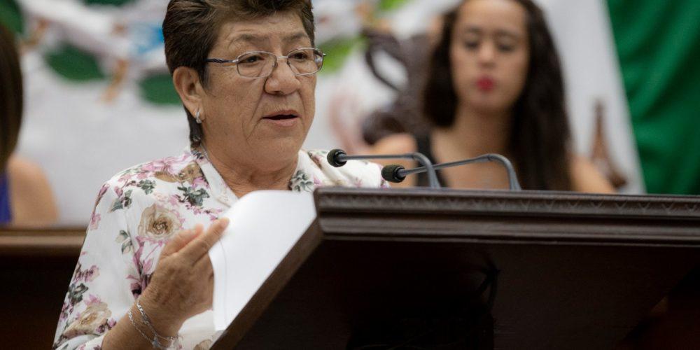 Teresa López será la coordinadora de la bancada de Morena
