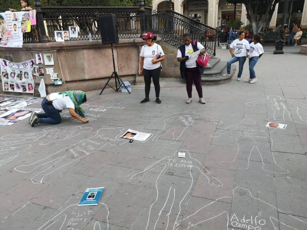 40 nuevos casos de desaparecidos en Michoacán documentó Caravana Internacional de Búsqueda