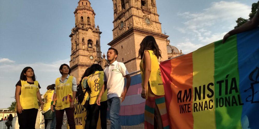 Mucho por trabajar en tema de homofobia en Michoacán: comunidad LGBT