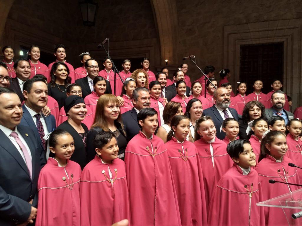 La música y la inclusión, presentes en la Presea Generalísimo Morelos