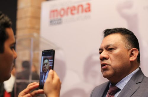 Fermín Bernabé comprometido con la búsqueda de desaparecidos