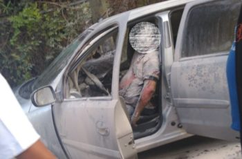 Reportan dos sujetos quemados en Uruapan, Michoacán