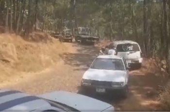 Enfrentamiento en Uruapan deja 8 muertos y 6 heridos