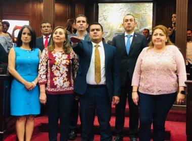 Designan a presidente provisional de Zitácuaro y síndico de Buenavista