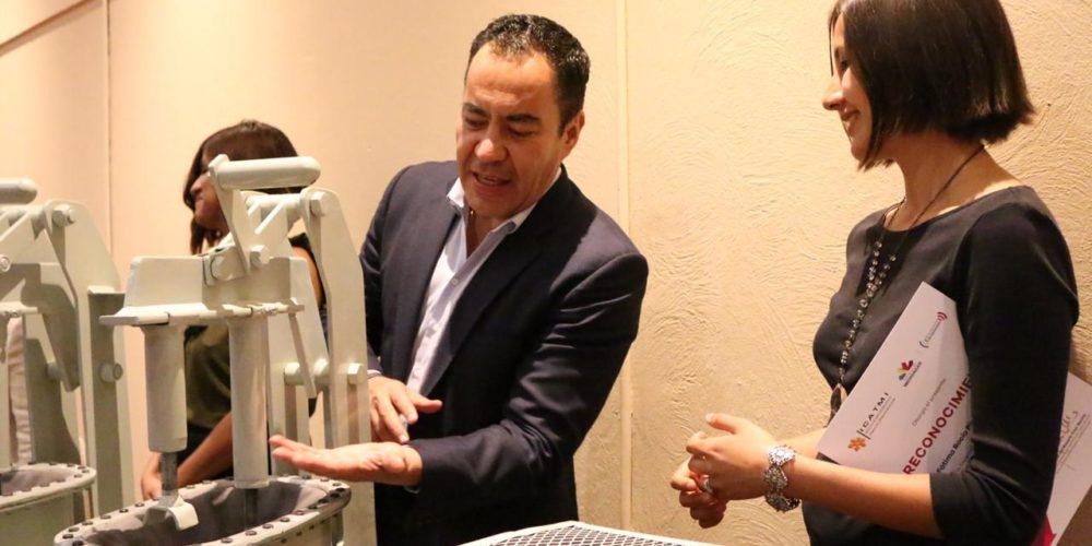 Icatmi, referente nacional en capacitación: Carlos Herrera