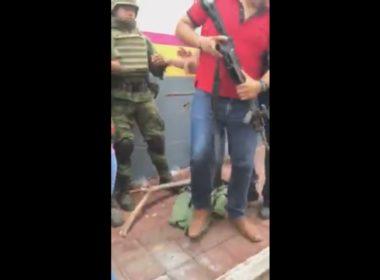 """Militares dispararon contra un niño """"por descuido"""" en La Huacana; autoridades sabían y no actuaron"""