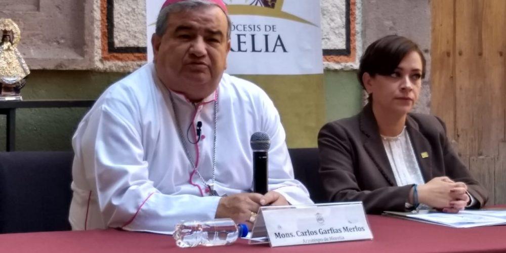 Arquidiócesis de Morelia, atiende 10 casos de intento de suicidio en su línea de vida