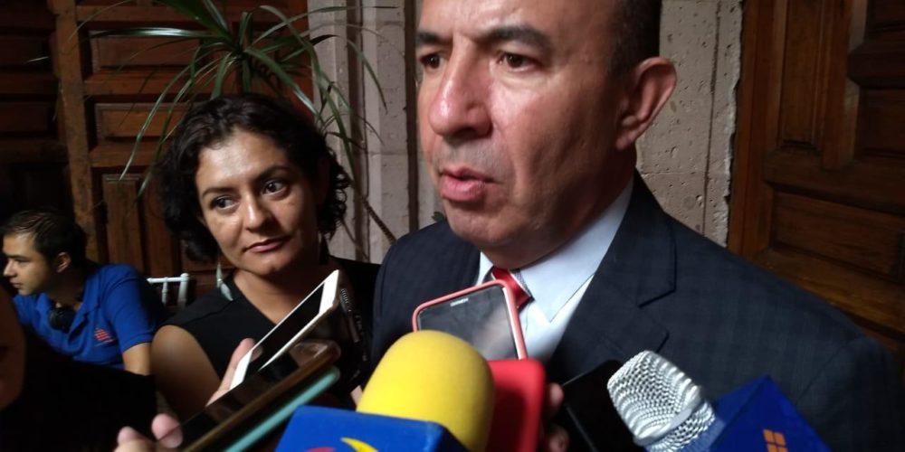 """""""Federalización es prácticamente un hecho"""", insiste Frutis"""