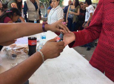Concluye elección en Santa María de Guido, mañana resultados oficiales