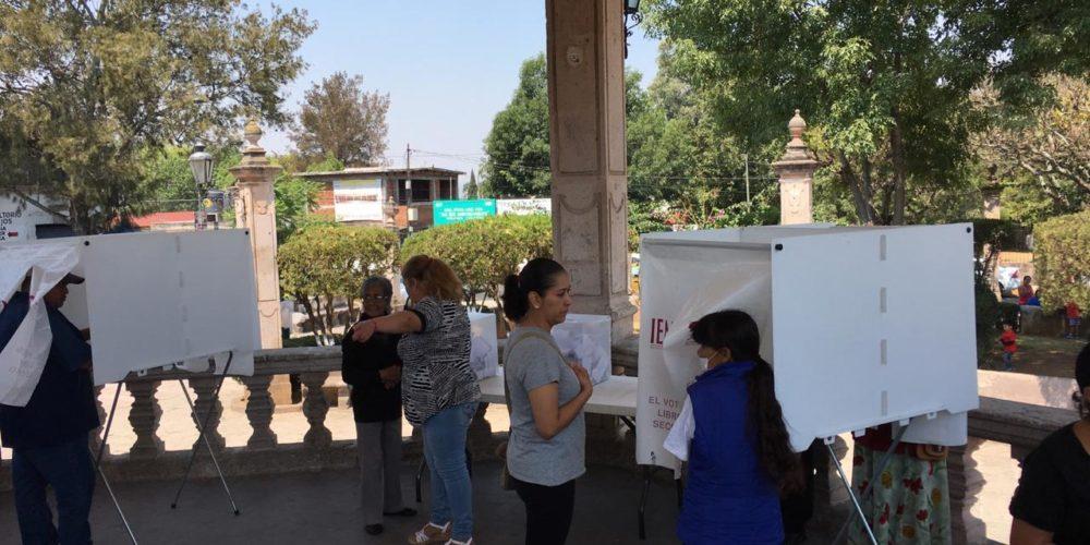 Resultados preliminares perfilan a Yesenia Granados con el triunfo en Santa María de Guido