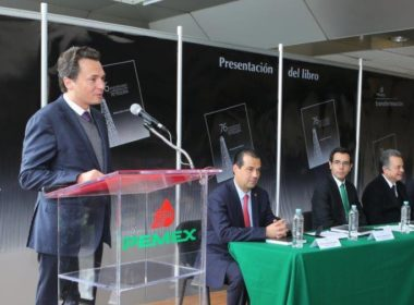 Encarcelan a Emilio Lozoya en Madrid