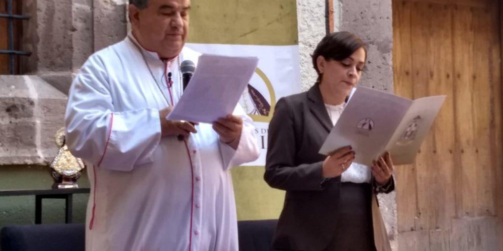 Para la iglesia, moralmente pesa más un aborto que un abuso: Arzobispo