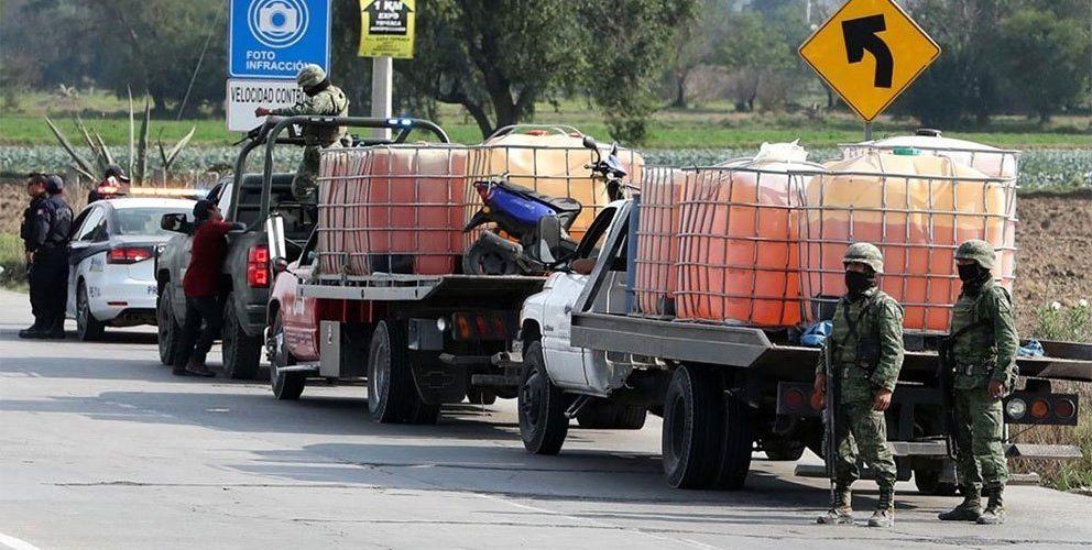Liberan a huachicoleros detenidos por falta de pruebas