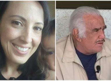 Madre de donadora de órganos, exige disculpa a Vicente Fernández por declaraciones