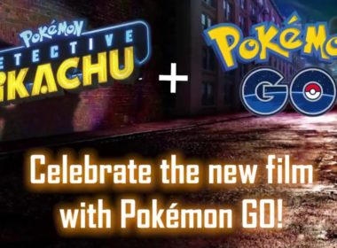 Detective Pikachu llega Pokemon Go