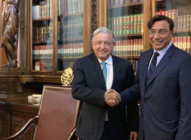 México es un lugar seguro para invertir: Mittal