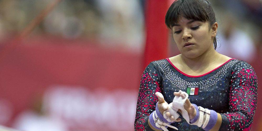 Gimnasta mejor raqueada sin Juegos Panamericanos