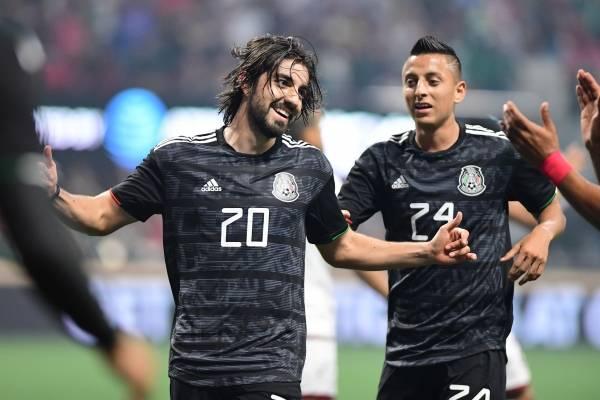 México vs Ecuador, último de preparación