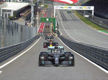 Iniciará Checo Pérez en últimos lugares en GP de Austria
