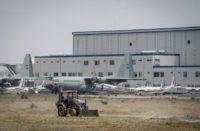 Este lunes un juez concedió dos suspensiones definitivas contra el proyecto de construcción del aeropuerto en la base aérea de Santa Lucía