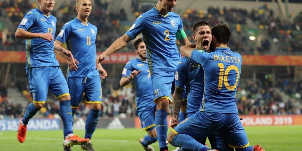 Ucrania campeón del Mundial Sub 20