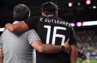 Selección Mexicana se queda sin Erick Gutiérrez en Copa Oro