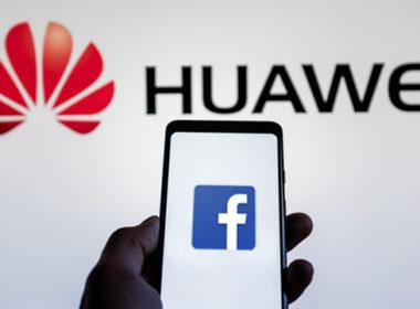 Huawei privado de las apps de Facebook