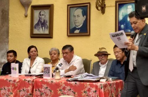 Rector de la UMSNH es un títere del gobernador Silvano Aureoles: Movimientos nicolaítas