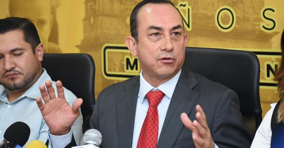 PRD deslinda responsabilidad de Silvano en inseguridad; culpa a federación
