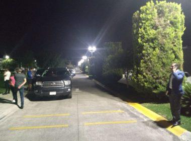 Ayuntamiento de Morelia ilumina fraccionamiento privado