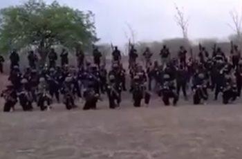 En video, se deslinda Cártel Jalisco Nueva Generación de agresión al Ejército