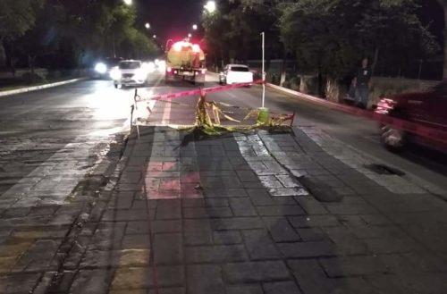 Demanda contra Rymsa, detiene reparación de Calzada Juárez
