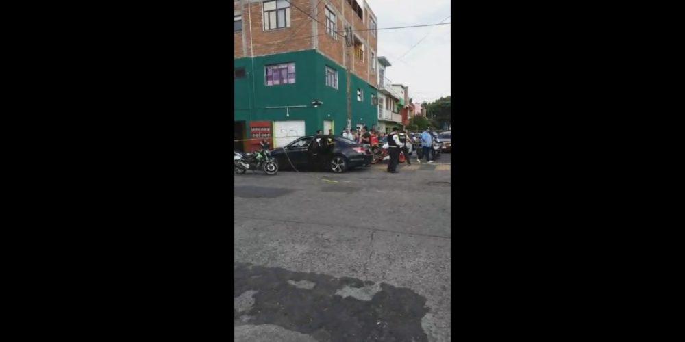 Un muerto y un herido, saldo de atentado en Morelia