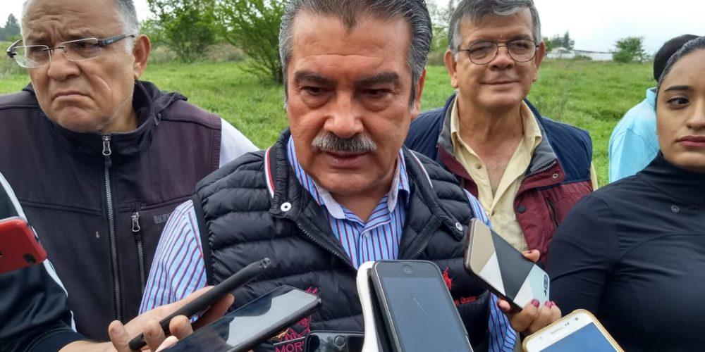 Morón rechaza acusaciones de pobladores de Jesús del Monte