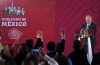 Propone AMLO fecha para consulta de revocación de mandato