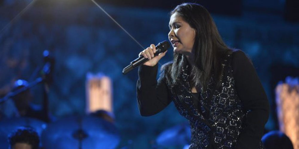 Ana Gabriel ofrecerá concierto en Morelia