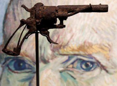 Subastan arma con la que se suicidó Van Gogh