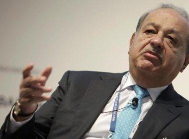 Critica Carlos Slim a empresas tecnológicas de EU