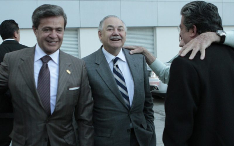 Gana licitación millonaria de CFE empresa de Raúl Salinas
