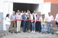 Inauguran casa enlace en Uruapan