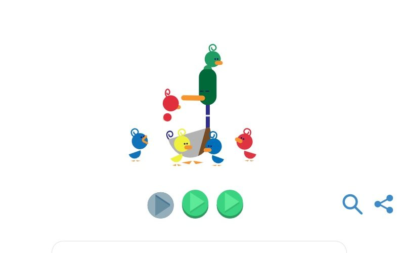 Felicita Google a papás