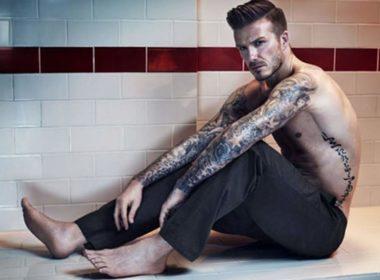 Hacen queso con bacterias de...¡los pies de David Beckham!