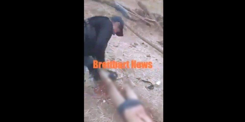Circula video en que sicarios destazan a personas en Michoacán